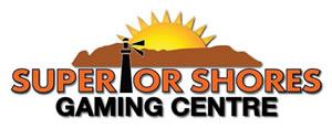 Superior Shores Gaming Centre Logo