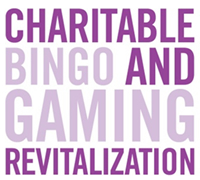 Charitable Bingo and Gaming Revitalization logo