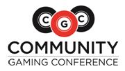 Community Gaming Conference logo